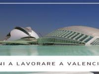 Un aiuto per chi vuole venire a lavorare a Valencia