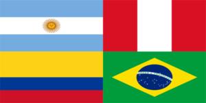 Offerte di lavoro in Sud America