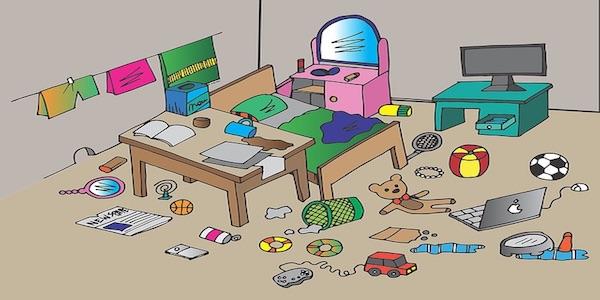 Mi sento disorganizzata…o lo sono davvero?