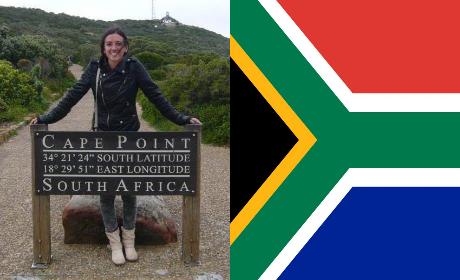 Le persone che ho aiutato a trasferirsi: Elena in Sud Africa