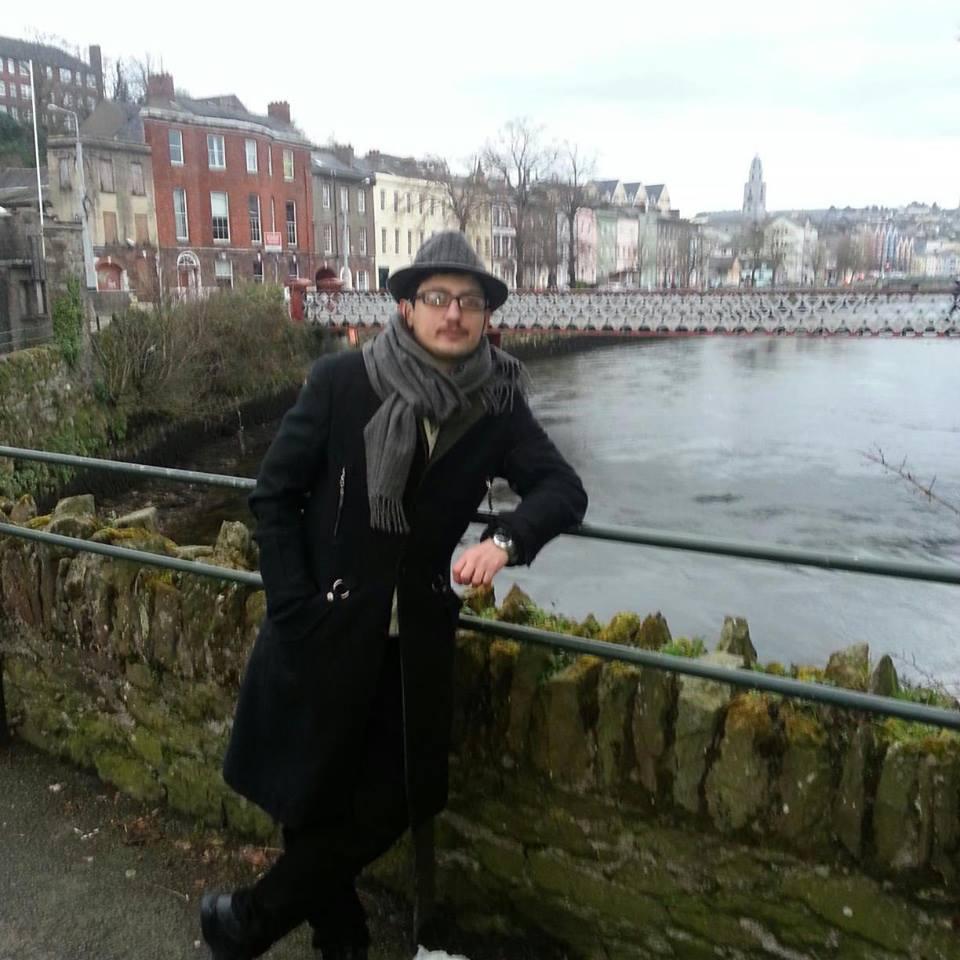 Intervista a Cristiano, italiano in Irlanda