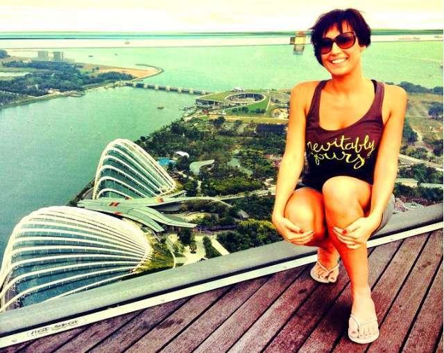 Il mio viaggio verso l'Australia con stop a Singapore