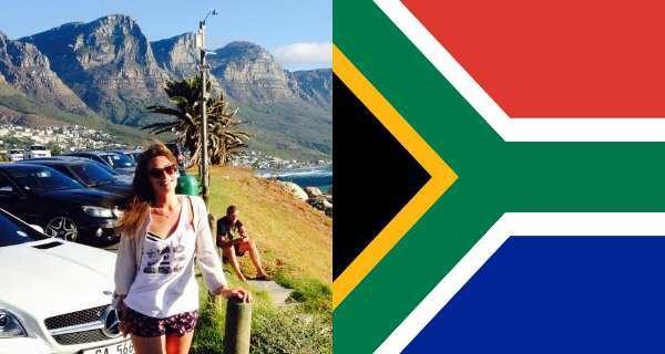 Le persone che ho aiutato a trasferirsi: Chiara a Città del Capo