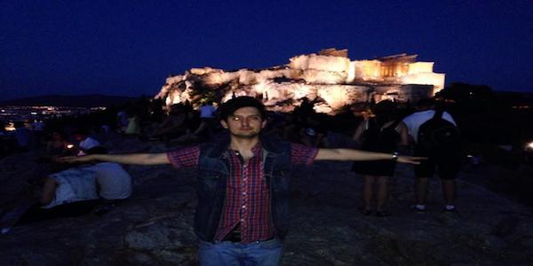 Cristiano ad Atene