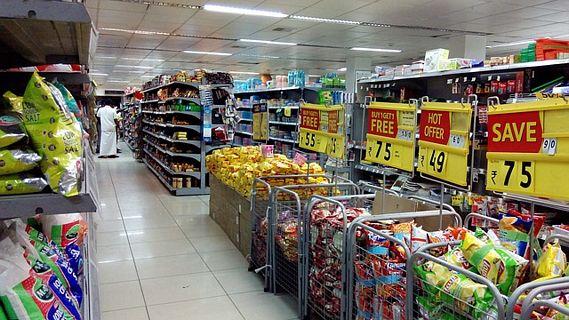 Come trovare lavoro nei supermercati nel Regno Unito