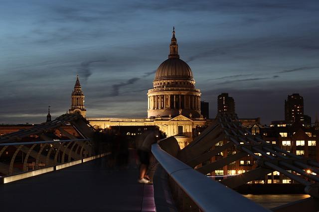 Londra è una città che offre tante opportunità, anche le più particolari