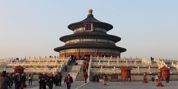 Si assumono 4 italiani a Pechino (con ottimo stipendio)