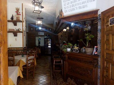 Vendesi ristorante italiano in pieno centro a Malaga
