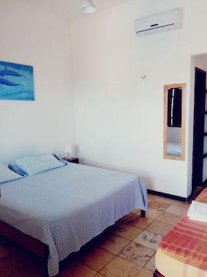 Suite della camera posada in Brasile