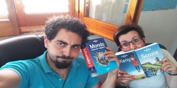 Intervista a Marta e Manuel, italiani che lavorano con i viaggi