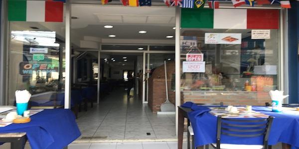 Vendesi pizzeria a Pattaya
