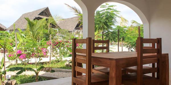 Appartamenti residence Zanzibar