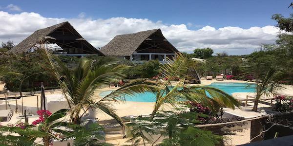 Resort Zanzibar piscina villa