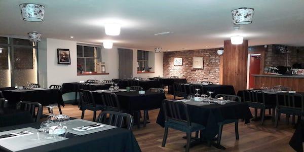 Vendesi ristorante ad Aberdeen in Scozia - Sala