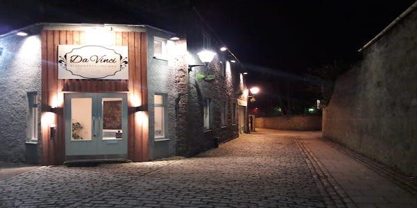 Vendesi ristorante ad Aberdeen in Scozia