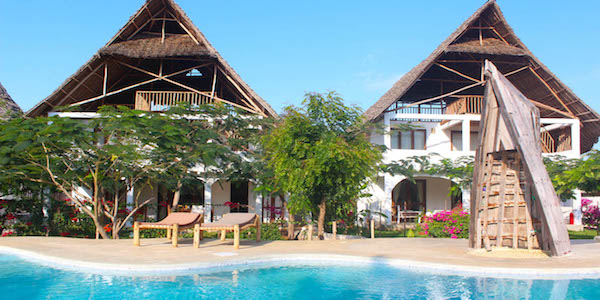 Villa breeze residence zanzibar