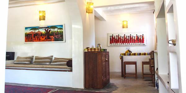 Villa resort Zanzibar