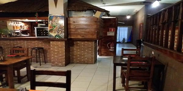 Vendesi pizzeria italiana a Fuerteventura - Bar