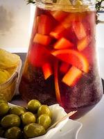 La Sangria non si beve in Spagna