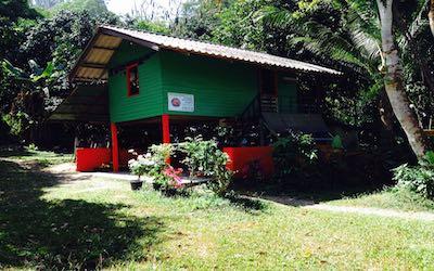Vendesi parco avventura in Thailandia - Casetta