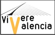 Logo Viverevalencia con bordi