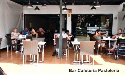 Vendesi 3 bar nell'isola di Lanzarote (Canarie) - Caffetteria