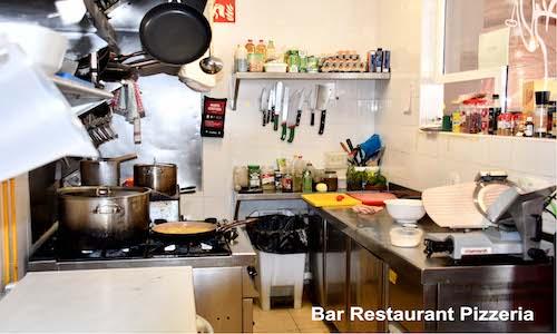 Vendesi 3 bar nell'isola di Lanzarote (Canarie) - Cucina