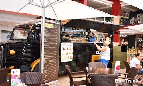 Vendesi 3 bar nell'isola di Lanzarote (Canarie) - Truck