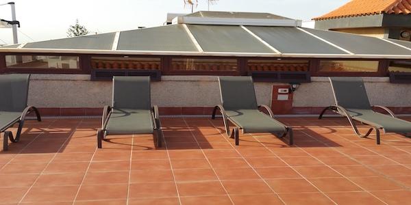 Vendesi Casa Vacanze a Tenerife - Solarium
