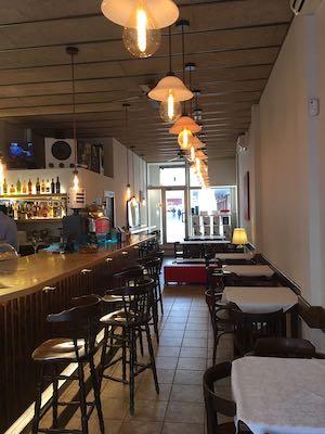 Vendesi caffetteria e vinoteca vicino Barcellona - Interno