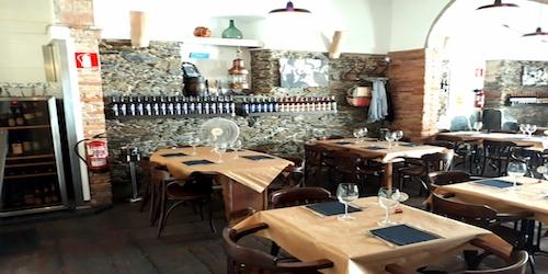 Vendesi ristorante in Costa Brava - Sala