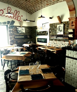 Vendesi ristorante in Costa Brava - Tavoli