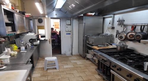 Vendesi ristorante pizzeria in Germania - Cucina