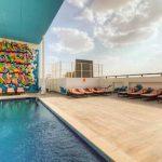 Vieni a lavorare a Dubai - Piscina