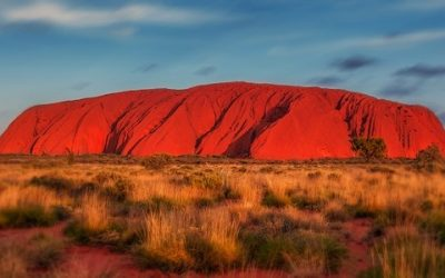 Si assumono guide italiane per Uluru