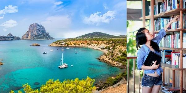 Corsi di spagnolo a Ibiza