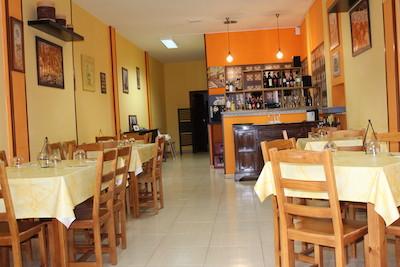 Vendita di pizzeria ristorante a Tenerife - Sala