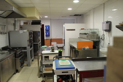 Vendita di pizzeria ristorante a Tenerife - Tavolo