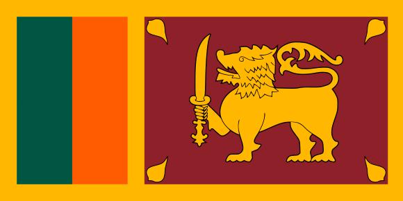 Offerta di lavoro in Sri Lanka