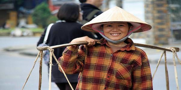 Vendesi ristorante italiano in Vietnam