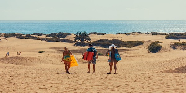 Offerte di lavoro negli hotel a Gran Canaria