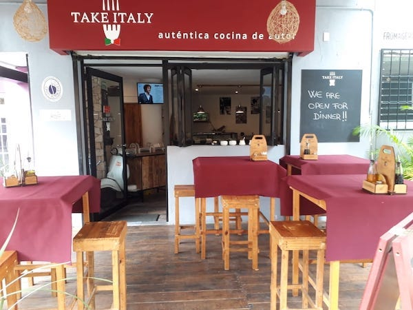 Vendesi ristorante a Playa del Carmen (ottimo prezzo)
