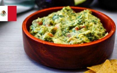 Le ricette dal mondo: la Guacamole (Messico)