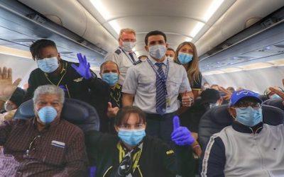 Le Isole Canarie saranno la destinazione del primo volo post coronavirus