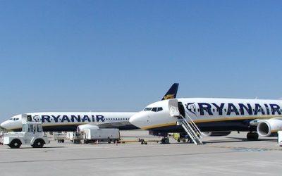 Ryanair riprende a volare dal 1 luglio