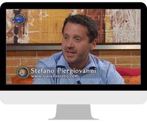 Stefano Piergiovanni intervistato da Sky, Mediaset, Rai e radio