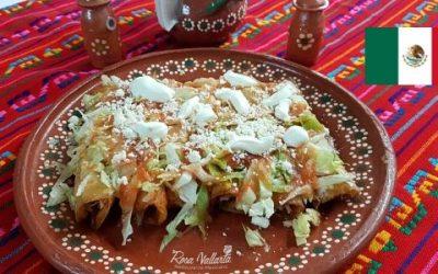 Le ricette dal mondo: le Enchiladas (Messico)