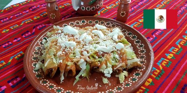 Le ricette dal mondo: le Enchiladas