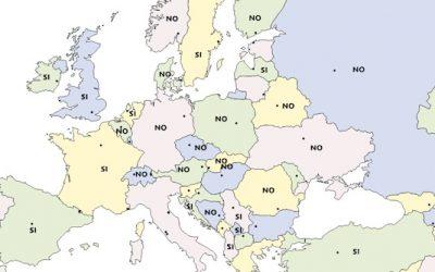 In quali paesi gli italiani possono andare ed in quali no? (aggiornato)