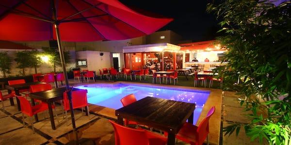Vendesi ristorante nello Yucatan
